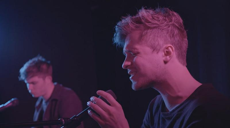 Watch Aquilo's Intimate Live Performance of 'Sorry'