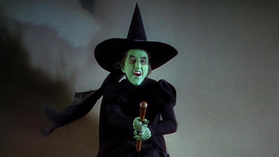 <p> An icon of cinema, the Wicked Witch of the West was something of a horror role for actor Margaret Hamilton, who faced serious ordeals playing the character. Not only did she receive serious burns due to a fireworks incident on set, but the green face and body makeup was full of toxic chemicals. With that in mind, Hamilton's performance is all the more mesmerising. She's positively dripping with hatred for Dorothy who did, in all fairness, kill her sister, the Wicked Witch of the East, with a house. </p> <p> Add in Glinda the Good Witch as a glittering (and borderline condescending) juxtaposition to the Wicked Witch, and you've got a beautiful tale of light and dark magic struggling to gain influence – one that remains one of the most influential movies of all time. </p>