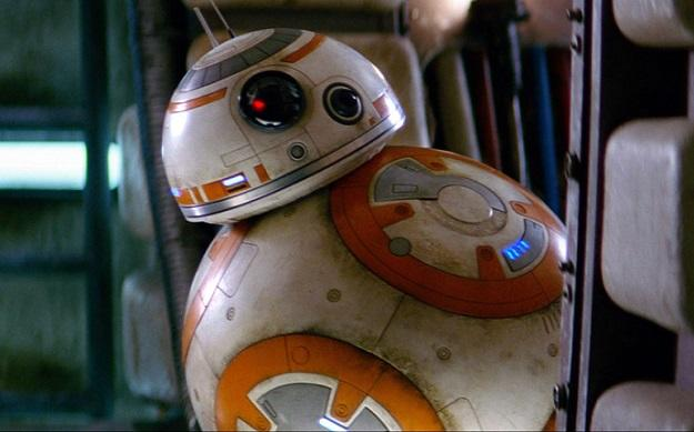 what bb8 originally looked like in early 'star wars the