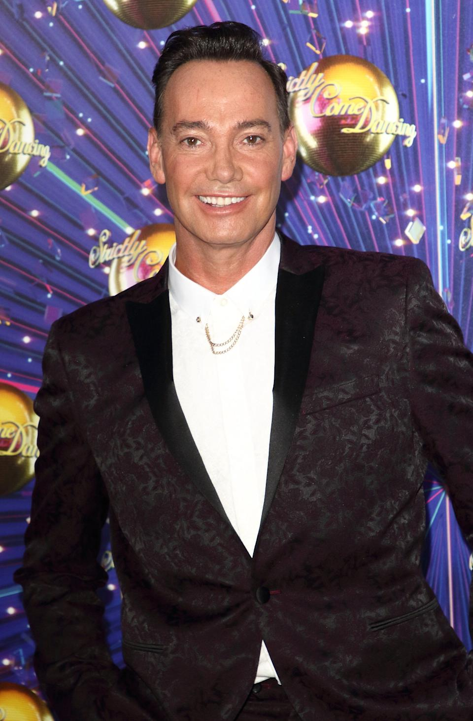 """While Craig is known for his cutting remarks on the judging panel, we weren't expecting them to start before we'd even seen a single episode of the 2019 series.<br /><br />He made headlines when, during a taping of the pre-recorded series launch, he made a joke about Stacey Dooley and Kevin Clifton's romance that producers deemed so inappropriate he had to issue an apology.<br /><br />""""I'm deeply sorry for the offence caused to Kevin and Stacey and everyone who works on the show,"""" he said.<br /><br />""""I recognise that what I said was hurtful, cruel and incredibly disrespectful. It was a huge error of judgment that I very much regret."""""""