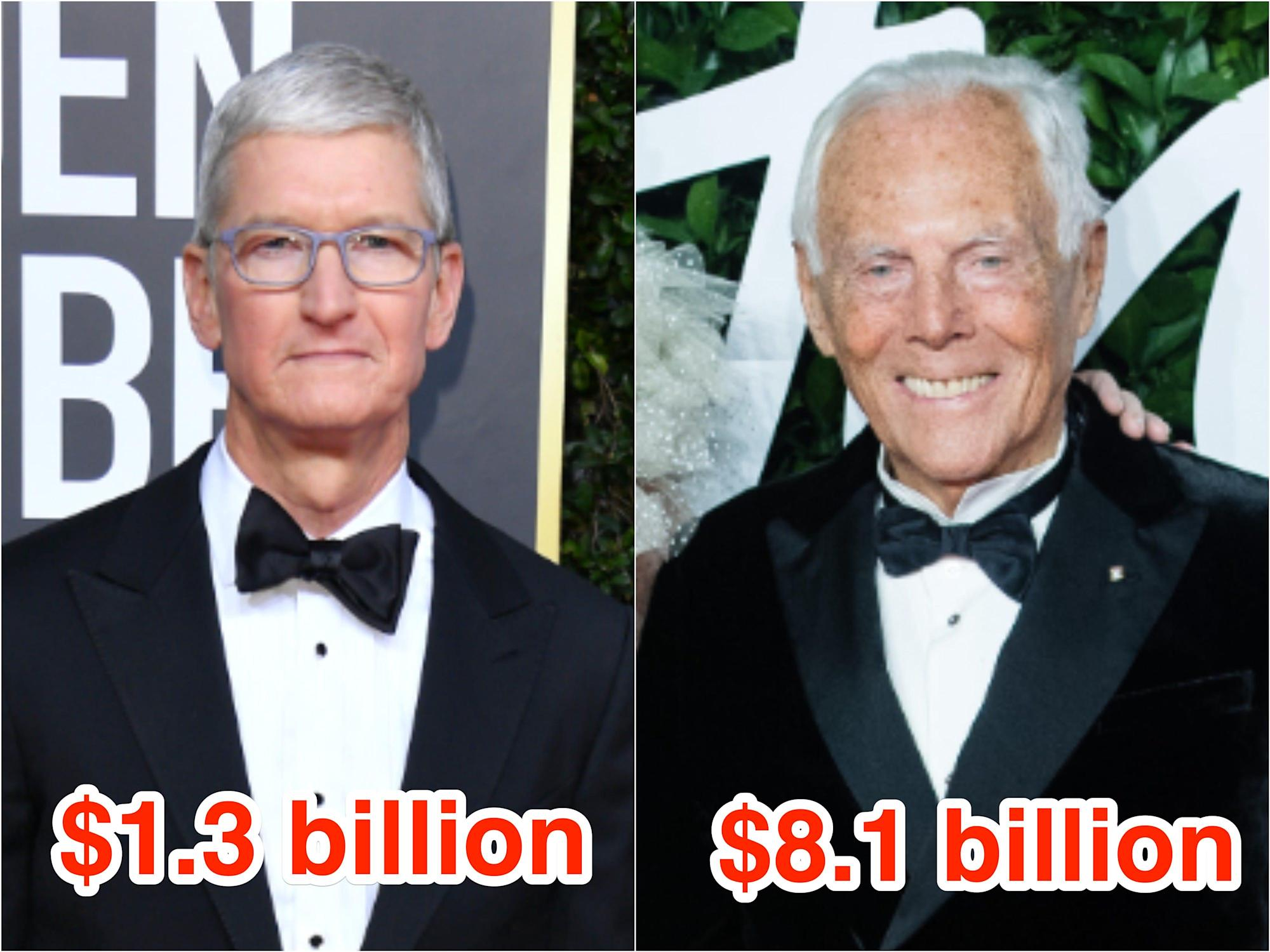 12 of the richest LGBTQ people in the world