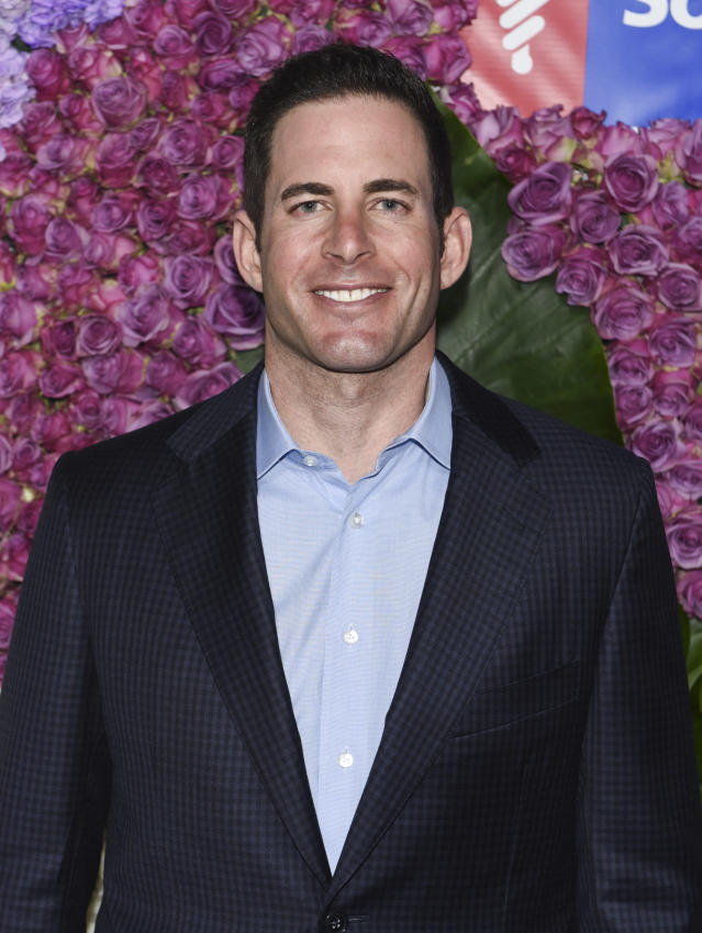 Tarek El Moussa underwent a controversial stem cell surgery to treat a back injury. (Photo: Getty Images)