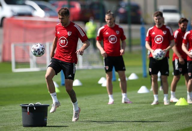 Wales Training Session – Day Two – Vale Resort