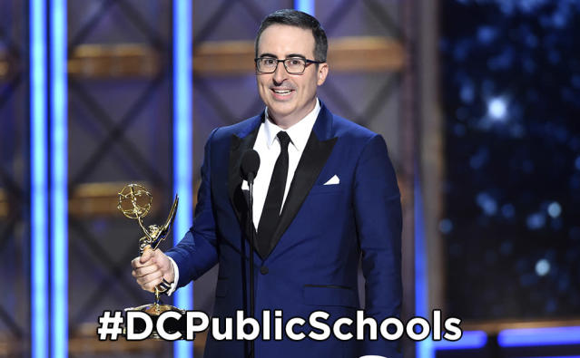 John Oliver (Photo: Phil McCarten/Invision for the Television Academy/AP Images)