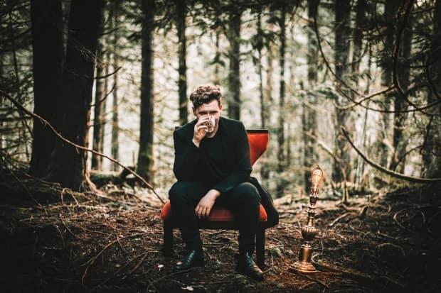 Songwriter Michael Wilford, a Victoria Conservatory of Music alum, has had his single Scotch selected as a finalist in the People's Voice blues music category of the International Songwriting Competition. (Hailey Krakana - image credit)