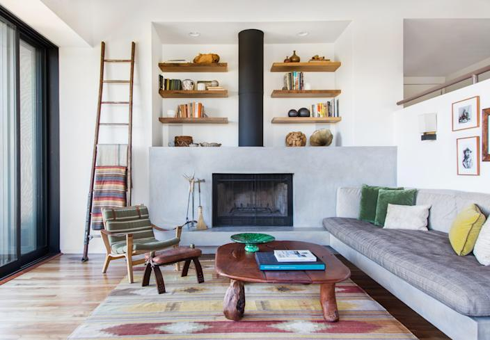 Debut: ETC.etera Pictured above: An interior project in Brentwood, L.A. Read our profile here.