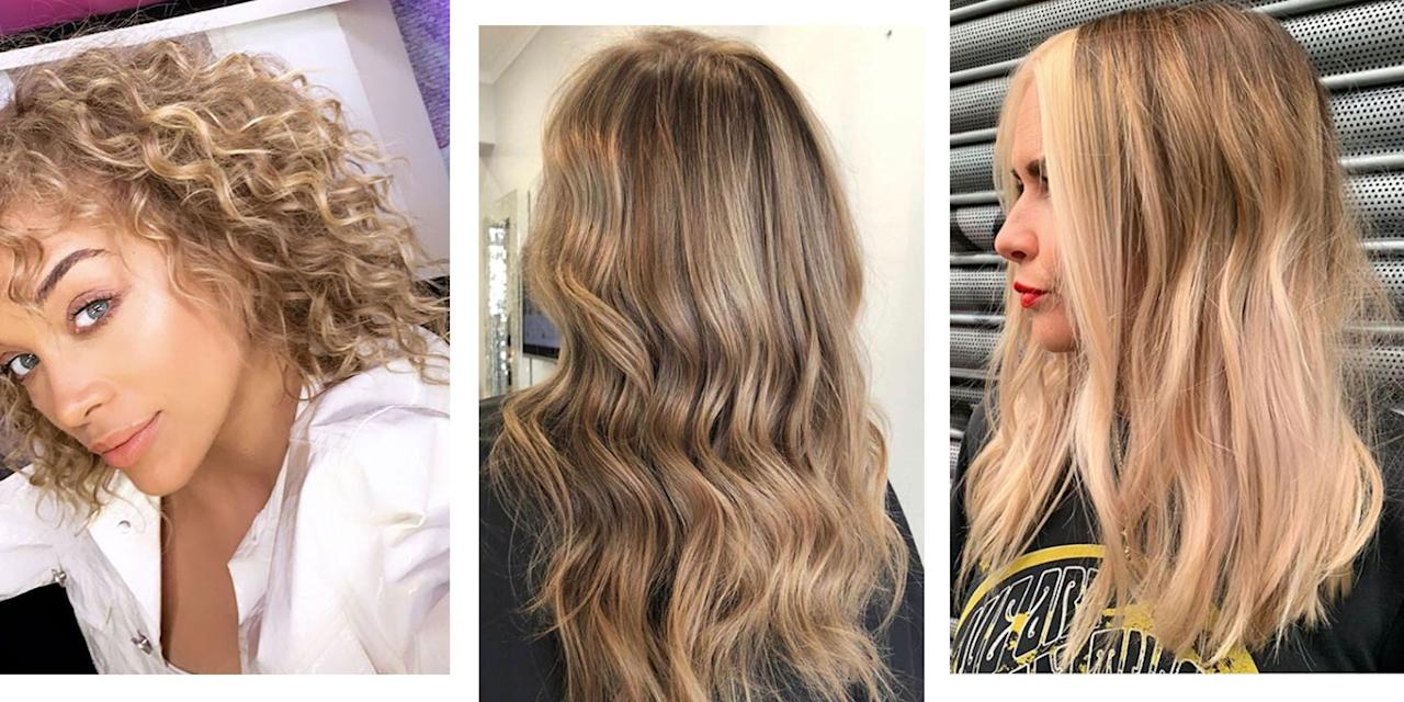 13 dark blonde hair colours to take to the salon on your ...