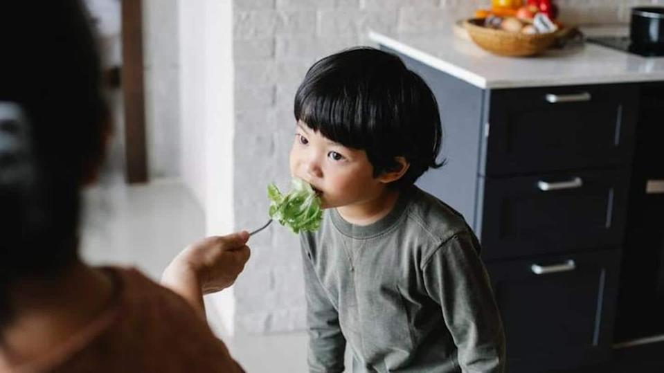 These tips will help you introduce vegetables to your children