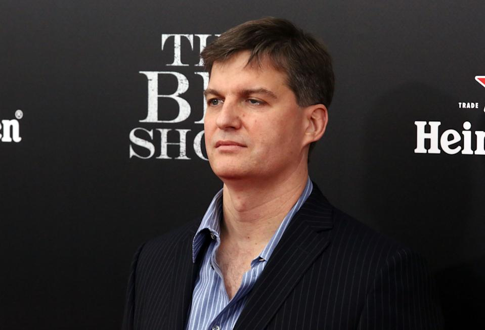 O investidor Michael Burry. (Foto: Astrid Stawiarz/Getty Images)