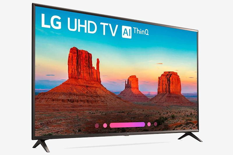 Take A Look At The Best 4k Television Deals For January 2019