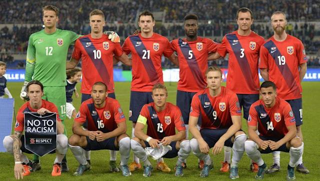 <p><strong>Highest FIFA Ranking:</strong> 2nd (October 1993, July-August 1995)</p> <p><strong>Current FIFA Ranking: </strong>86th</p> <br><p>A suitable comparison for the Norway of the mid-1990s would be the Belgium of today. The Scandinavian nation managed to rise towards the top two of what were then new FIFA rankings and yet arguably underwhelmed at two World Cups given their standing.</p> <br><p>The squad was also filled with players plying their trade in England, with exactly half of the 22-man group that went to France '98 contracted to Premier League clubs - think Ole Gunnar Solskjaer, Tore Andre Flo, Stig Inge Bjornebye and Oyvind Leonhardsen.</p>