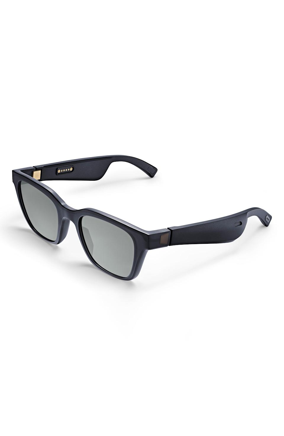 """<h3>The Golf Dad</h3><p>If your dad spends most of his free time on the green, chances are he's expecting a new club or <em>another</em> colorful polo this year. Surprise him with Bose's audio sunglasses instead — the stylish frames not only play headphone-free audio and make phone calls, but also connect with the Golfshot audio app to estimate his distance from the green or give him a rundown of the next hole.</p><br><br><strong>Bose</strong> Frames Alto 52mm Audio Sunglasses, $199, available at <a href=""""https://shop.nordstrom.com/s/bose-frames-alto-52mm-audio-sunglasses/5239528?"""" rel=""""nofollow noopener"""" target=""""_blank"""" data-ylk=""""slk:Nordstrom"""" class=""""link rapid-noclick-resp"""">Nordstrom</a>"""