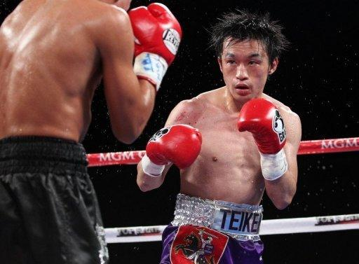 """I have done what I should do. I am fully satisfied with my boxing career,"" Toshiaki Nishioka said in Tokyo"