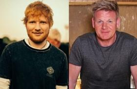 Gordon Ramsay shells out Rs 46 lakh for Ed Sheeran to perform on daughter's 18th birthday