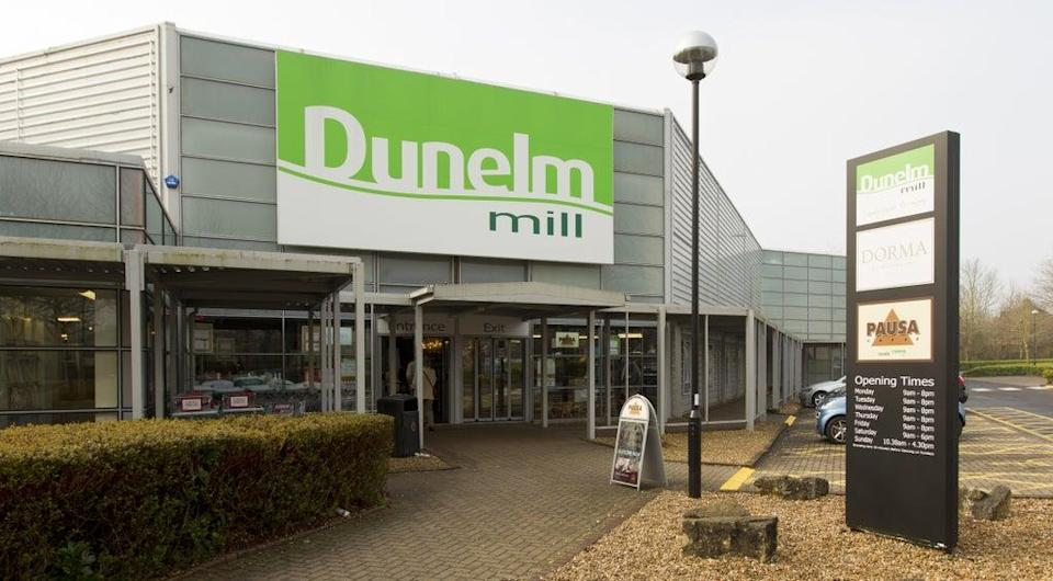 Homewares chain Dunelm has said it notched up sales growth in its first quarter on top of last year's post-lockdown boost, but flagged ongoing challenges with supply chain issues (PA) (PA Wire)