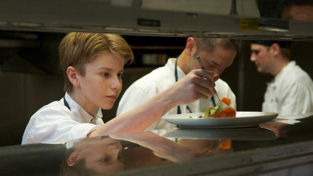 Teen Chef Makes Debut at Beverly Hills Restaurant