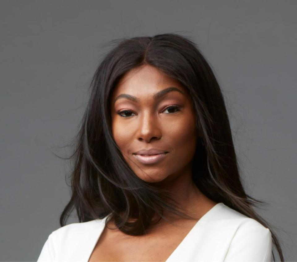 Blair Armstrong, the founder of skin care brand Gilded Body, has seen a lasting impact on her business since a surge in sales in June. (Photo: Courtesy of Blair Armstrong)