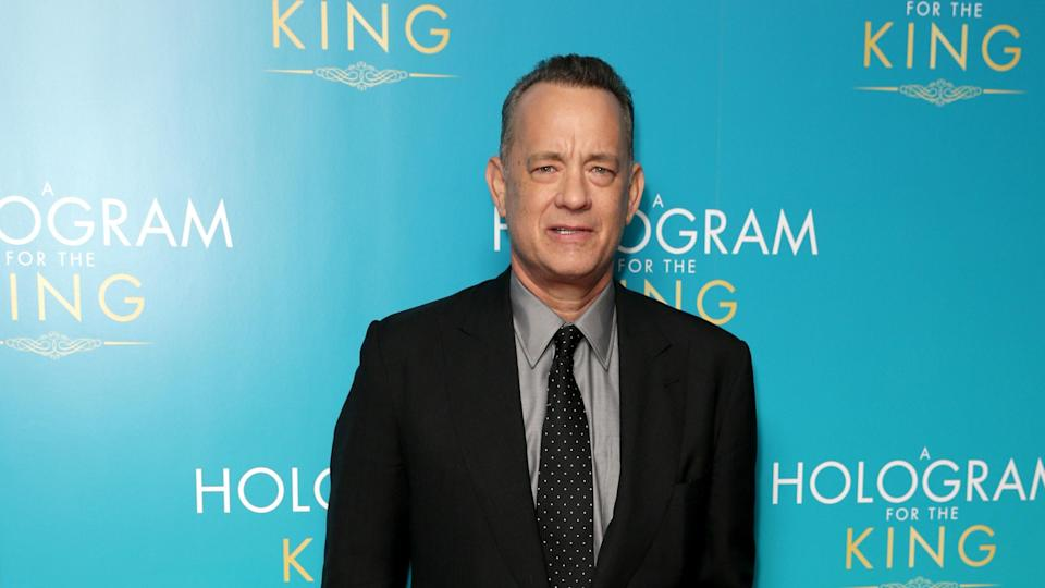 Tom Hanks was the first choice for the role of Alan in 'Jumanji' (PA)