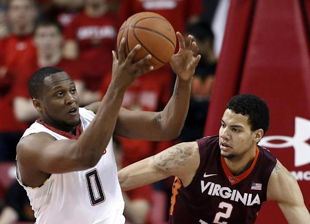 Charles Mitchell becomes Maryland's fifth transfer of the offseason