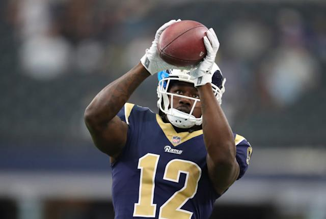 Rams waive safety Maurice Alexander after benching him Sunday