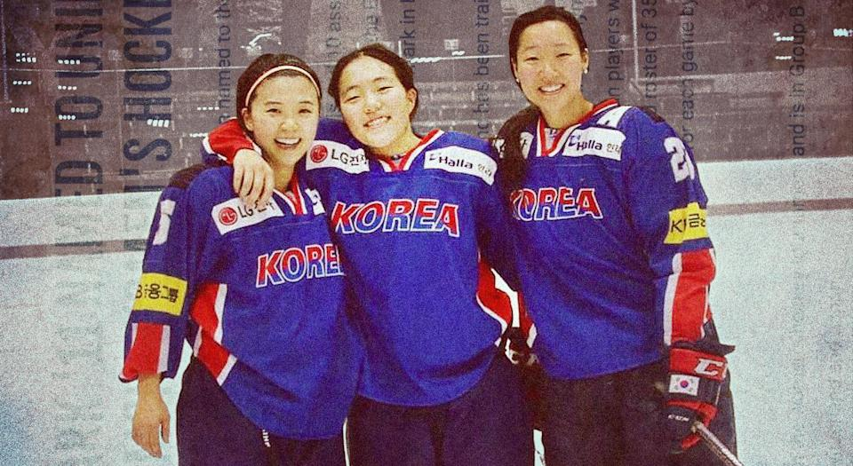South Korea's women's Olympic team has, in large part, embraced the directive handed down from beyond its sports ministry.