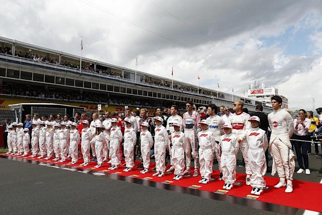 The Barcelona circuit has responded to criticism from the Spanish motorsport federation over the playing of the Catalan anthem during Formula 1's Spanish Grand Prix last weekend
