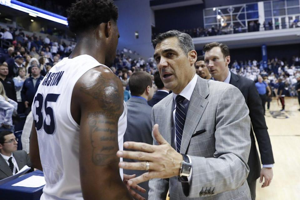Under Jay Wright, Villanova could become college basketball's first repeat champ in a decade. (AP)