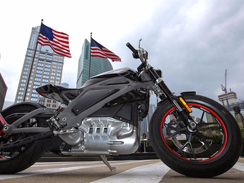 Harley-Davidson says it will launch an electric motorcycle in 2019 (HOG)