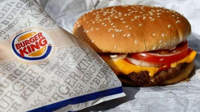 'We're all out of hamberders': Burger King flame broils Donald Trump (ABC News)