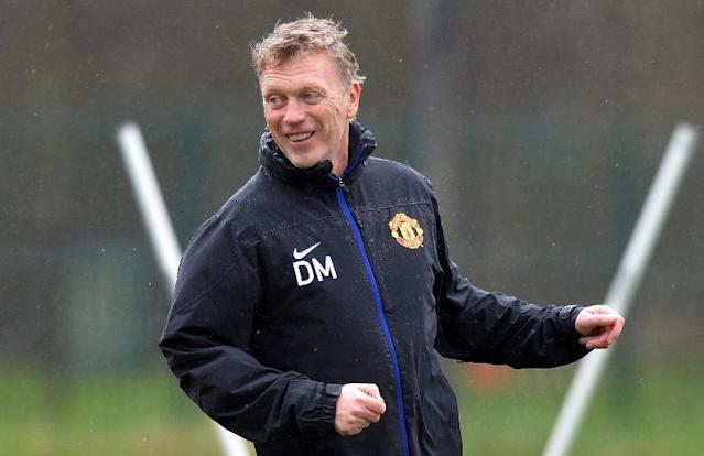 Man United's super smiley training session proves everyone is having a great time