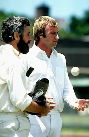 England's left-arm fast-medium bowler John Lever hit headlines in the 1976-77 series against India for all the wrong reasons. The former Essex player, who played 21 Tests and 22 One-dayers for England, is infamously remembered for the 'vaseline incident'. John was accused of using vaseline on the ball for the extra swing. However, he was later cleared for any wrongdoings or attempts to change the condition of the ball. Well the gentlemen's game just got dirty. (Getty Images)