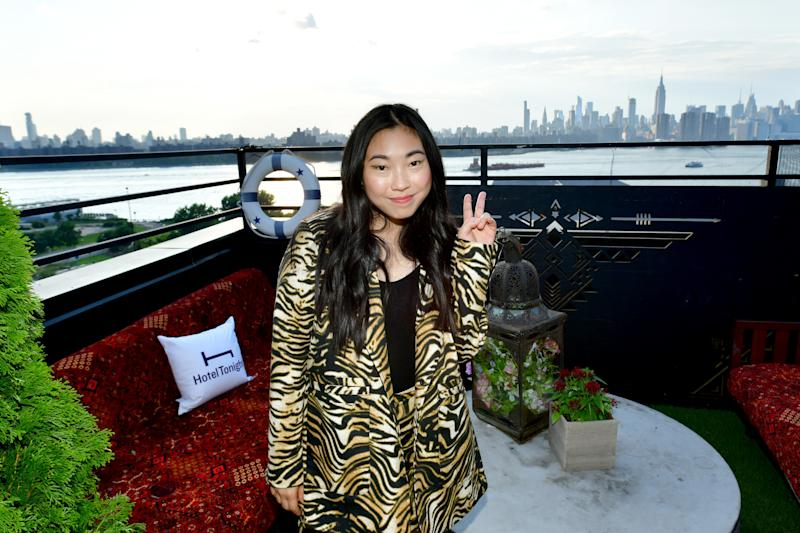 "Awkwafina Responds to Disney's Live-Action ""The Little Mermaid"" Casting Rumors"