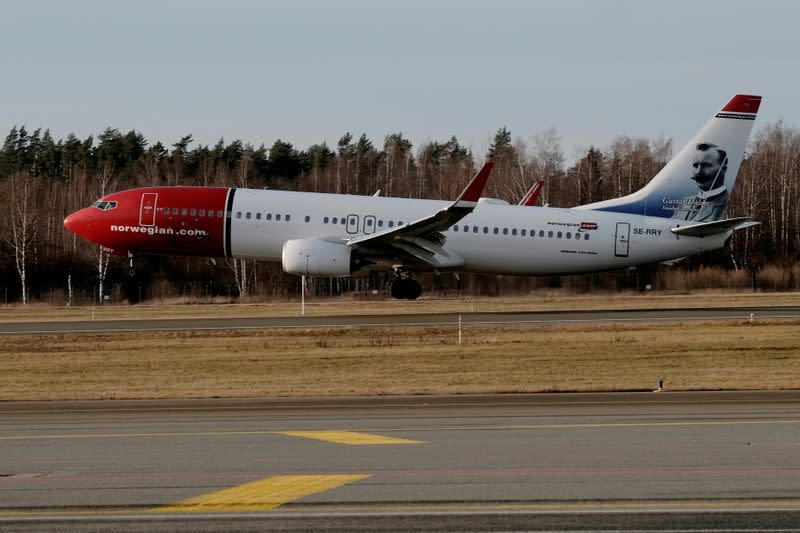 Norwegian Air cancels 97 Boeing MAX and Dreamliners, claims compensation