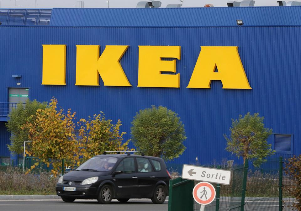 France Ikea Spying (Copyright 2021 The Associated Press. All rights reserved.)