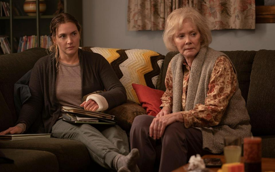 Kate Winslet and Jean Smart in Mare of Easttown - HBO