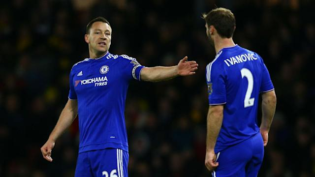 The Chelsea boss acknowledged replacing the centre-back and captain will be difficult, but believes it is part of a process the club must go through
