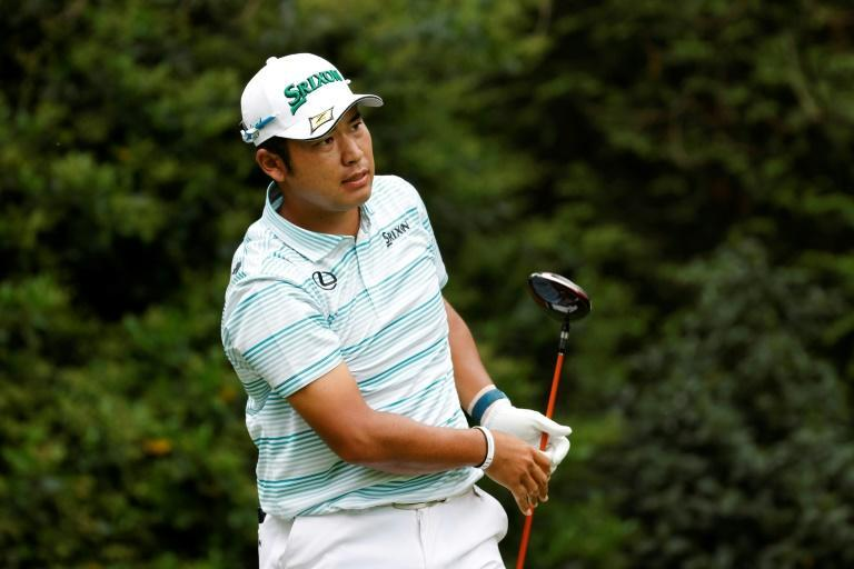 Japan's Hideki Matsuyama fired a bogey-free seven-under par 65 on Saturday at the Masters to stand on 11-under 205 after 54 holes at Augusta National
