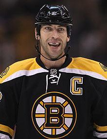 Zdeno Chara's Bruins didn't mess with their Cup-winning roster, and return with mostly the same cast