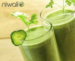 Going Green: Niwali Test-O-Boost Health Store Is Developing a New Green Superfood Blend