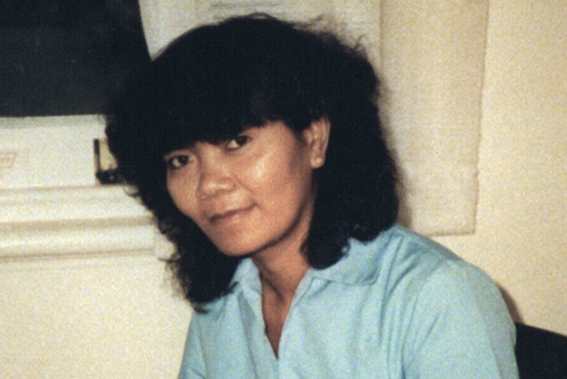 Nenita Evans disappeared after working at the Melbourne Club. Source: SBS
