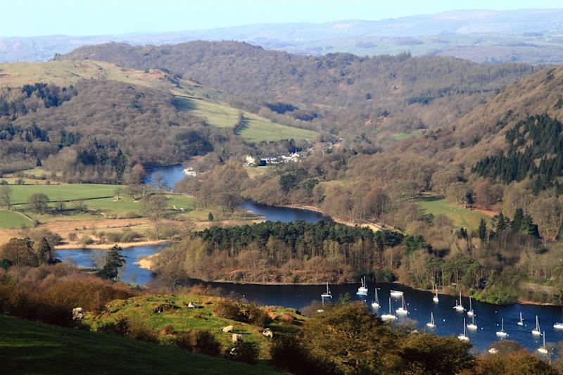 Lake District hotels like the Swan come with killer views: The Swan