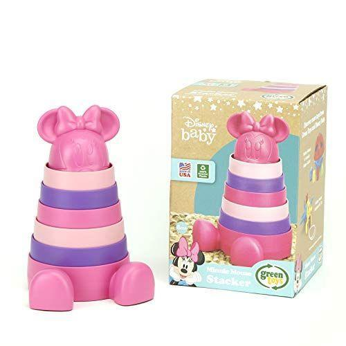 "<p><strong>Green Toys</strong></p><p>amazon.com</p><p><strong>$14.99</strong></p><p><a href=""https://www.amazon.com/dp/B085JJT25G?tag=syn-yahoo-20&ascsubtag=%5Bartid%7C10055.g.33609399%5Bsrc%7Cyahoo-us"" rel=""nofollow noopener"" target=""_blank"" data-ylk=""slk:Shop Now"" class=""link rapid-noclick-resp"">Shop Now</a></p><p>A stacker toy like this will encourage motor skills, coordination, and problem solving skills. It's also dishwasher safe for when you need to give it a good rinse. </p>"