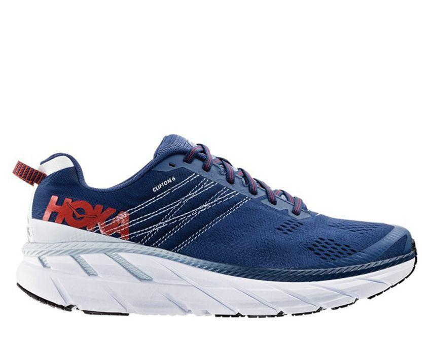 """<p><strong>Hoka One One</strong></p><p>zappos.com</p><p><strong>$110.00</strong></p><p><a href=""""https://go.redirectingat.com?id=74968X1596630&url=https%3A%2F%2Fwww.zappos.com%2Fp%2Fhoka-one-one-clifton-6%2Fproduct%2F9229076&sref=https%3A%2F%2Fwww.runnersworld.com%2Fgear%2Fg33624556%2Fzappos-vip-sale-running-shoes%2F"""" rel=""""nofollow noopener"""" target=""""_blank"""" data-ylk=""""slk:Shop Now"""" class=""""link rapid-noclick-resp"""">Shop Now</a></p><p><strong>Originally $130</strong></p><p><a class=""""link rapid-noclick-resp"""" href=""""https://go.redirectingat.com?id=74968X1596630&url=https%3A%2F%2Fwww.zappos.com%2Fp%2Fhoka-one-one-clifton-6-lunar-rock-nimbus-cloud%2Fproduct%2F9229076%2Fcolor%2F842437&sref=https%3A%2F%2Fwww.runnersworld.com%2Fgear%2Fg33624556%2Fzappos-vip-sale-running-shoes%2F"""" rel=""""nofollow noopener"""" target=""""_blank"""" data-ylk=""""slk:Buy Men's"""">Buy Men's</a> <a class=""""link rapid-noclick-resp"""" href=""""https://go.redirectingat.com?id=74968X1596630&url=https%3A%2F%2Fwww.zappos.com%2Fp%2Fhoka-one-one-clifton-6-lead-sea-foam%2Fproduct%2F9229252%2Fcolor%2F842433&sref=https%3A%2F%2Fwww.runnersworld.com%2Fgear%2Fg33624556%2Fzappos-vip-sale-running-shoes%2F"""" rel=""""nofollow noopener"""" target=""""_blank"""" data-ylk=""""slk:Buy Women's"""">Buy Women's</a></p><p>As recent Cliftons have gotten bulkier over the years, the Clifton 6 returns to the light-yet-cushy roots of the original. Though not as plush as the Bondi, the Clifton feels light and versatile with a little more pep.</p><p><a class=""""link rapid-noclick-resp"""" href=""""https://www.runnersworld.com/gear/a28409306/hoka-clifton-6-review/"""" rel=""""nofollow noopener"""" target=""""_blank"""" data-ylk=""""slk:Read Review"""">Read Review</a></p>"""