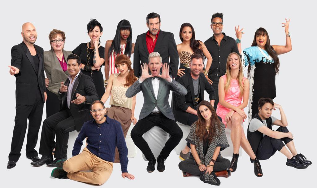 """Project Runway"" returns for Season 11 with 16 all-new designers."