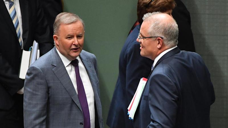 Anthony Albanese and Scott Morrison are making final pitches ahead of the Eden-Monaro by-election