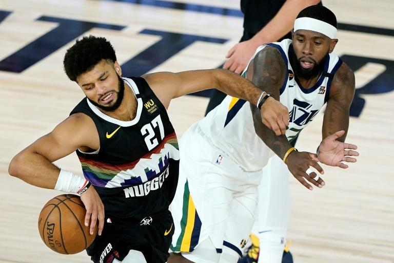 Nuggets edge Jazz in OT, Mitchell erupts for 57