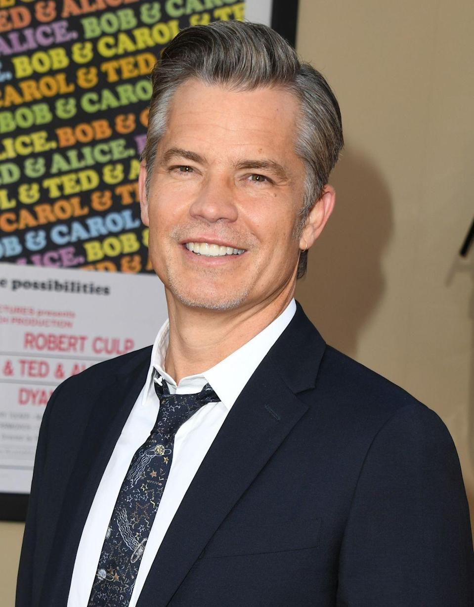 <p>Olyphant's career has only become better with age, thanks to <em>Damages, Santa Clarita Diet, </em>and <em>Fargo</em>. Maybe it's because of the gray hair he so easily transitioned to?</p>