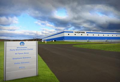 The Mopar Parts Distribution Center (PDC) in Winchester, Virginia, recently received notification that the facility has earned Bronze status in the prestigious World Class Logistics (WCL) program, which recognizes facilities that achieve set technical and managerial pillars in reducing waste and improving quality.