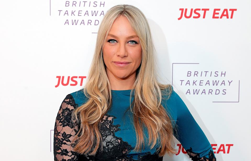 Chloe Madeley (Photo by David M. Benett/Dave Benett/Getty Images for Just Eat)