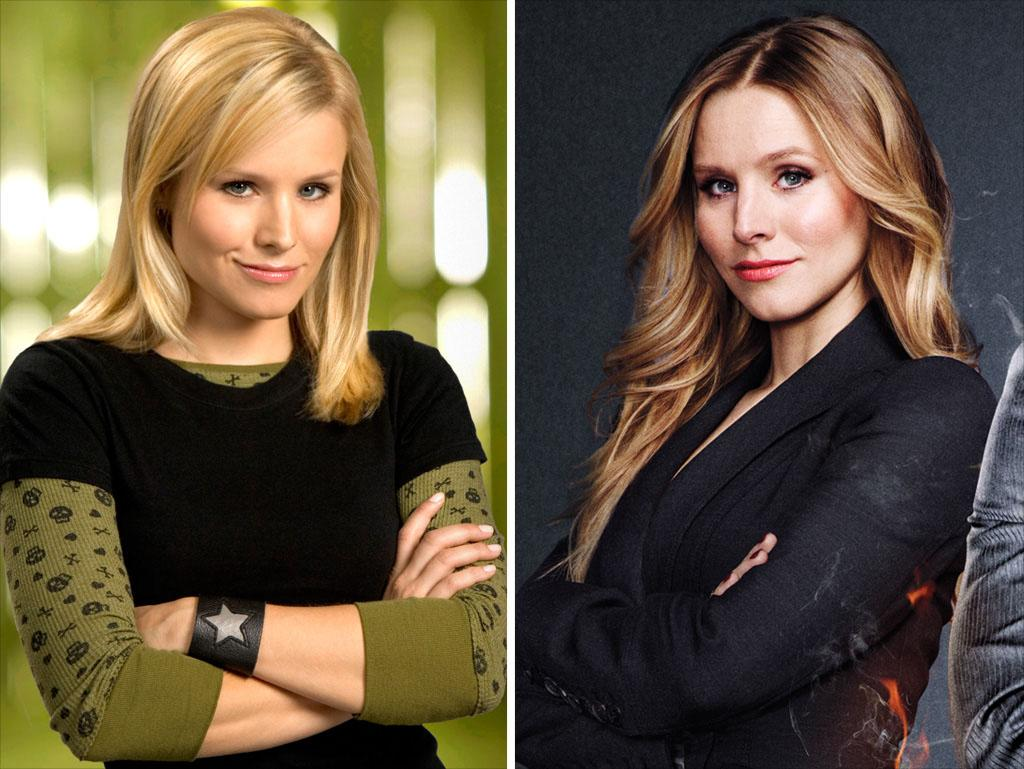 "<strong>Kristen Bell</strong><br /> <strong>Played:</strong> Snarky sleuth Veronica Mars<br /><strong>Availability:</strong> Yes, otherwise, there's no point<br /><br />As we said, Bell is the crucial element to the movie, so the shoot will revolve around her schedule. The pregnant star is due to give birth this spring, and then she'll have some time before production gets under way for the third season of her Showtime series, <a href=""http://tv.yahoo.com/shows/house-of-lies/"">""House of Lies.""</a> Otherwise, her other project this year, Disney's animated ""Frozen,"" requires only voice work."